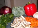 Chop suey and holy molechili